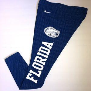 Nike Florida Gators FSU Blue Leggings M